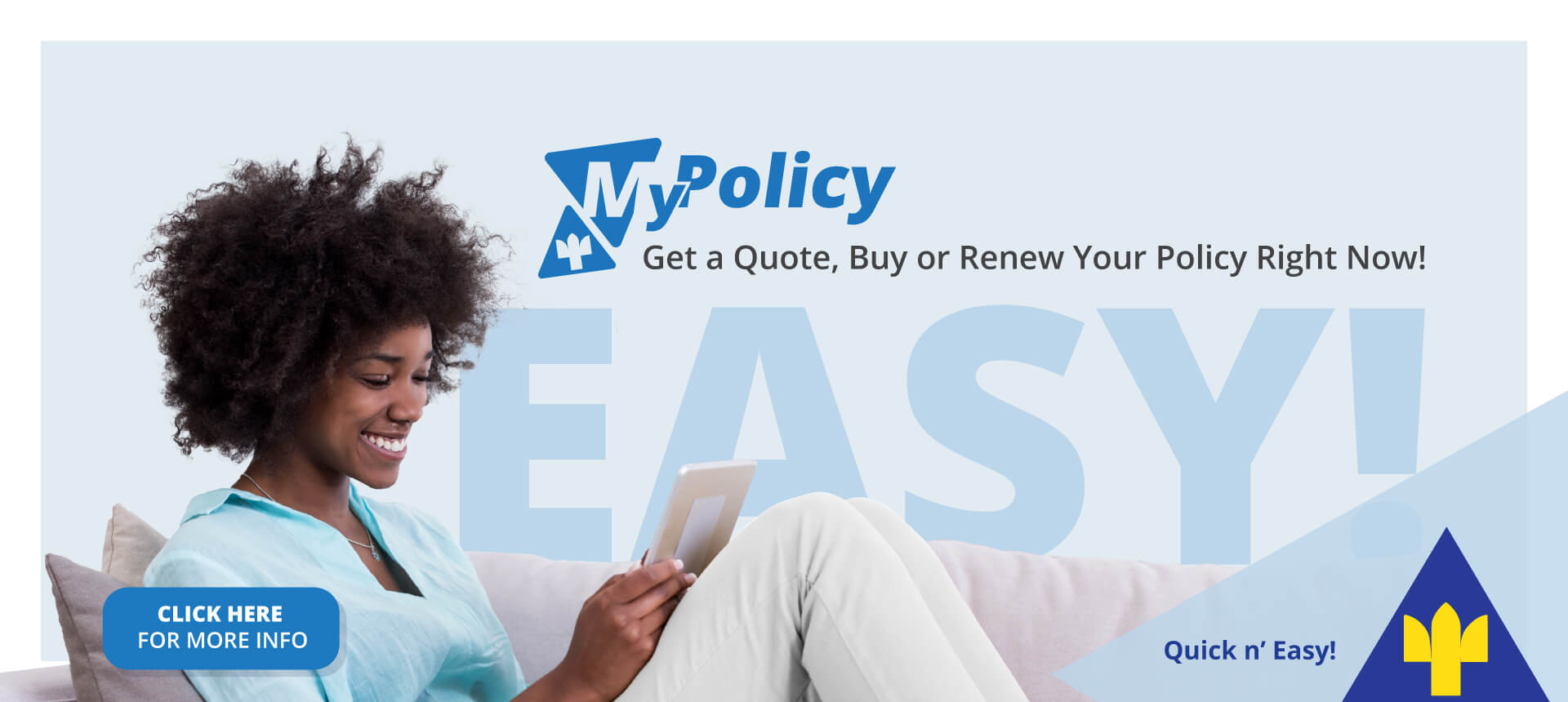 Trident Insurance - MyPolicy